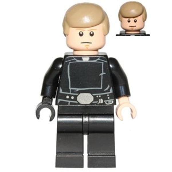 Lego Figurer Star Wars Luke Jedi 2019 BL1