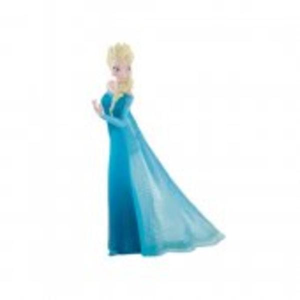 Bullyland WD Figur Disney Frost Frozen Collectibles Elsa Ljusblå