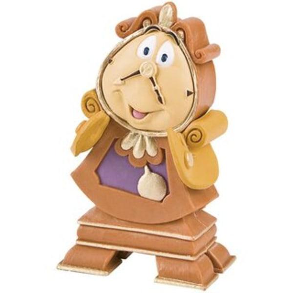 Bullyland Figur Disney Skönheten & Odjuret Cogsworth Klockan