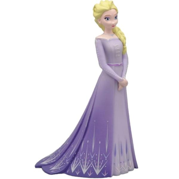 Micki Bullyland WD Figur Disney Frost Frozen ELSA LILA