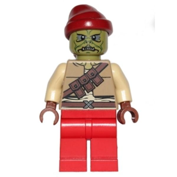 Lego Star Wars Figur - Kithaba LF52-20