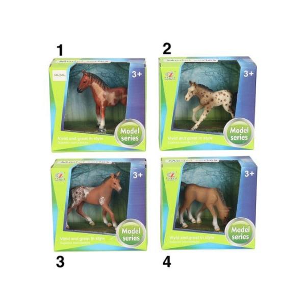 Suntoys Leksaker Djur Hästar Animal Model Series Häst 12cm Välj