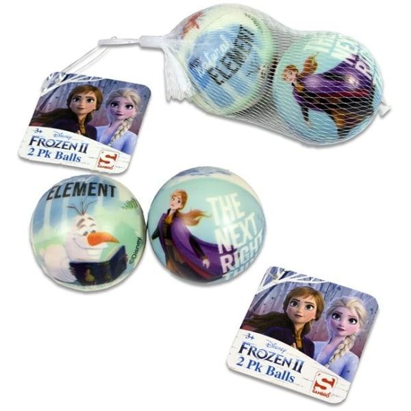 Dino Leksaker Disney Frost Frozen Elsa Anna PU 2st Studsbollar 7