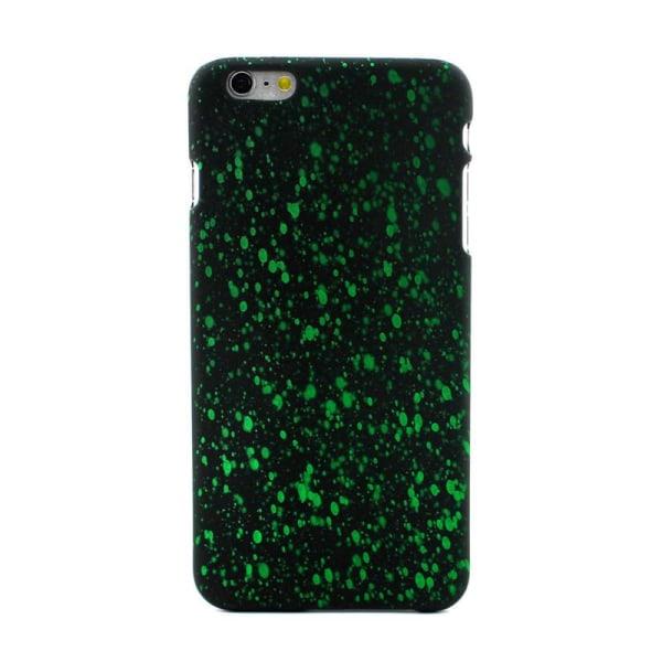 Färg Splash Skal iPhone 6/6S - fler färger Grön