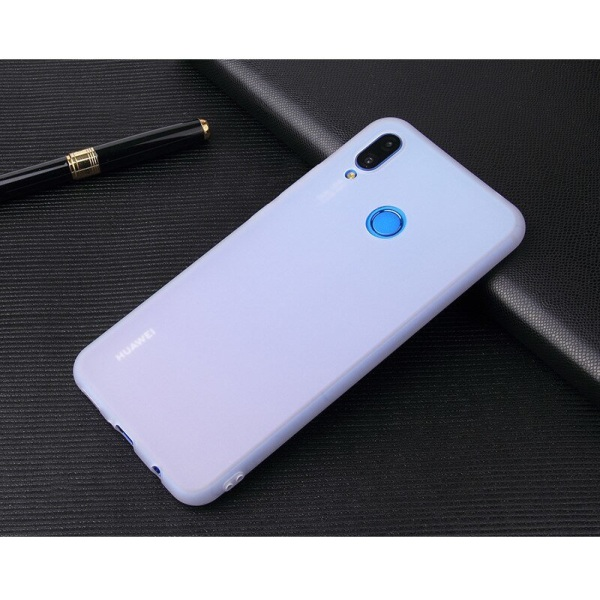 Huawei Y6 2019 Ultratunn Silikonskal - fler färger Transparent