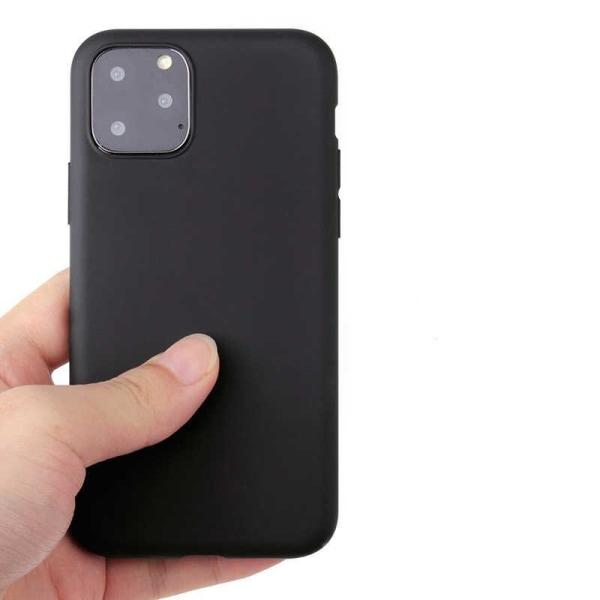 iPhone 11 Ultratunn Silikonskal - fler färger Turkos