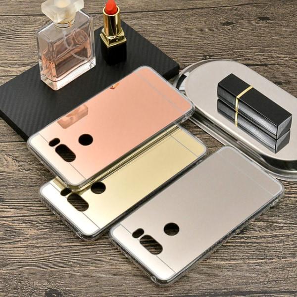 Spegelskal LG V30 - fler färger Guld