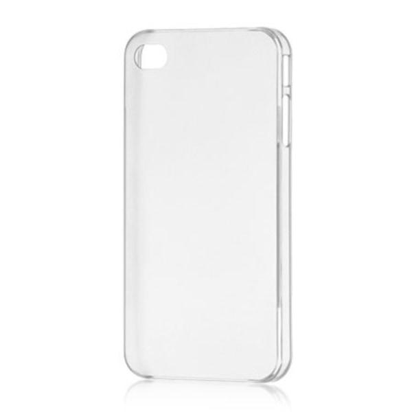 Transparent Hårdplast Skal till iPhone 5/5S/SE Gen 1 MultiColor