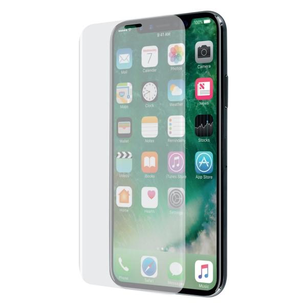 Apple iPhone XS Max Skärmskydd Skyddsplast Heltäckande transparent