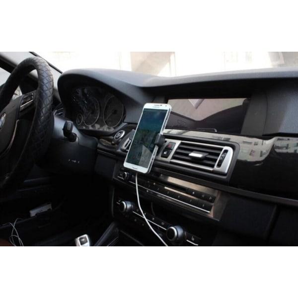 Universal Mobil/GPS hållare till Bilen Mobilhållare svart