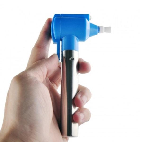 Tandpolerare - Tandblekning för Vitare Tänder blå