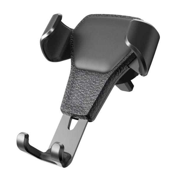 Universal Mobilhållare för Bil Mobil/GPS Hållare till Bilen svart