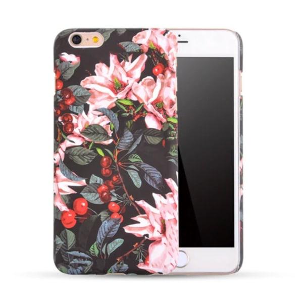 iPhone 7 8 Mobilskal Cherry Blossom Blommigt Bär flerfärgad