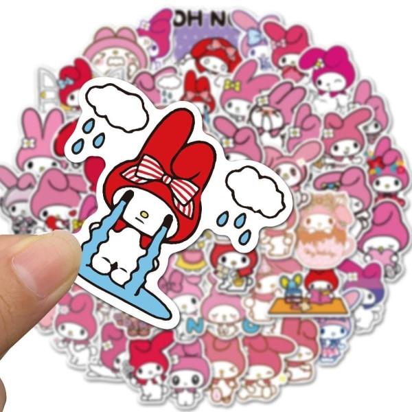 Klistermärken / stickers dator kawaii cute 50 pack