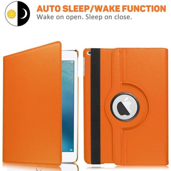 """iPad/iPad Air 2 fodral, 9,7""""orange"""