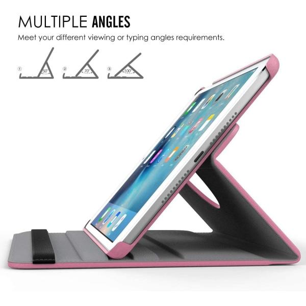 """iPad/iPad Air 2 fodral, 9,7"""" ljusblå"""