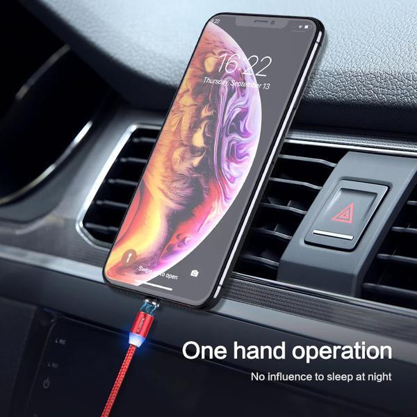 2 st iphone  Floweme magnet laddare