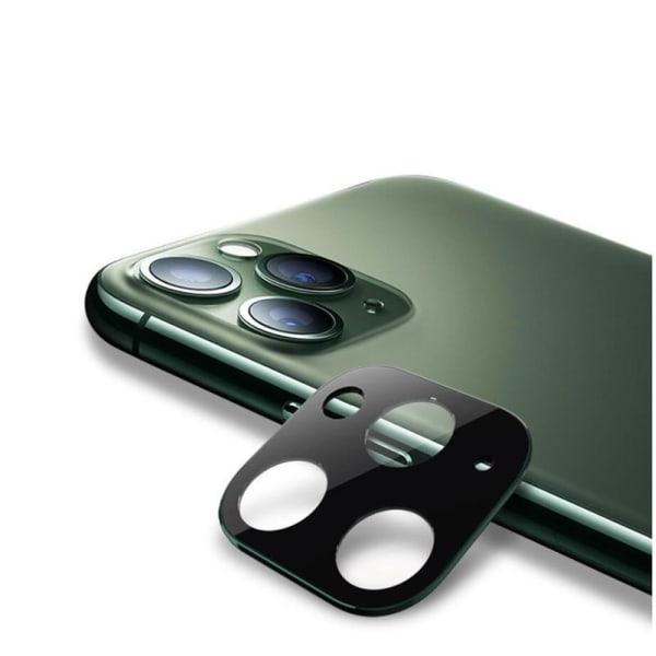 2st iPhone 11 Pro - Linsskydd - Härdat Glas svart