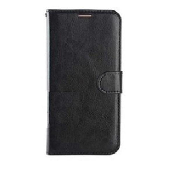 iPhone 6 & 6S Plånboksfodral l Svart l Kreditkort l Plånbok svart