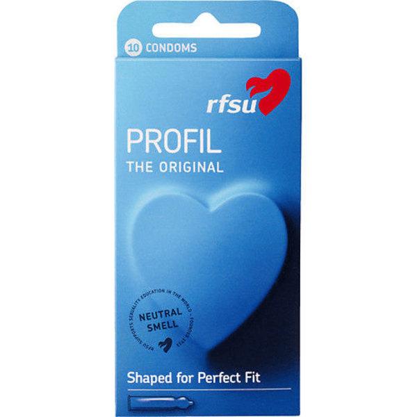 Profil kondomer - 10 pack