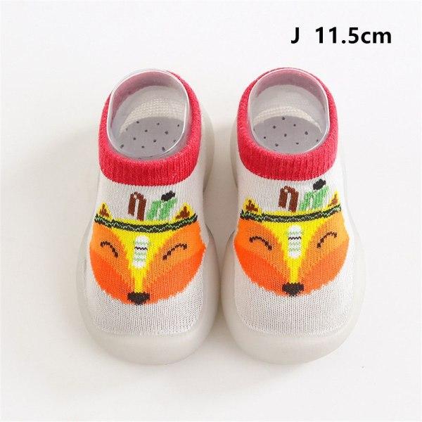 Animal Shoes Infant Crib Shoes 11.5CMJ J