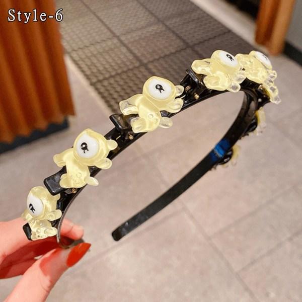 Hair Hoop Hairpin STYLE-6 STYLE-6