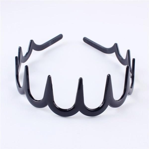 Huvudband Spring Wavy Hair Band 2