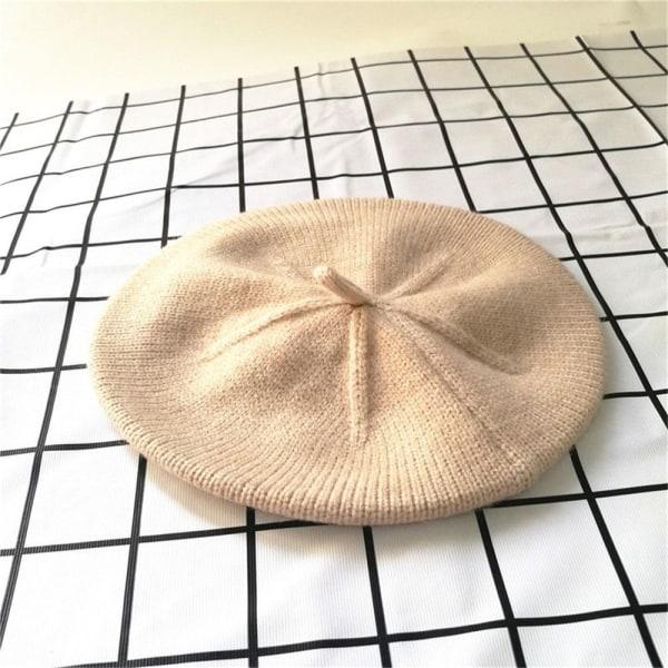 Baby hatt basker KHAKI