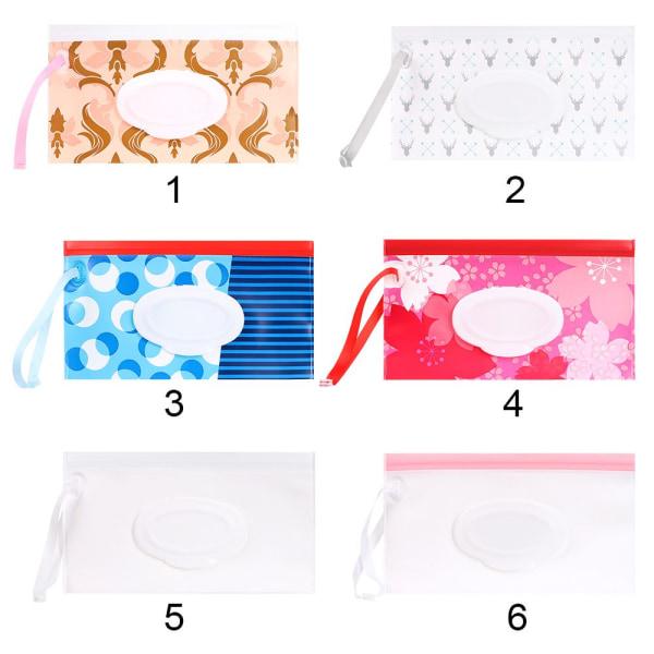 Wet Wipes Bag Kosmetisk påse 3