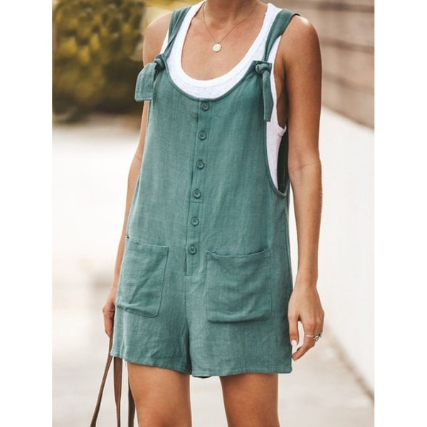 Jumpsuit Romper ARMY GREEN MM army green M-M