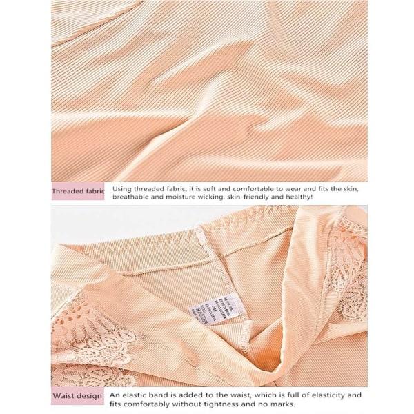 Safety Short Pants Seamless APRICOT apricot