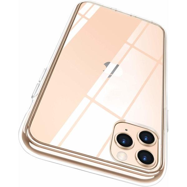 C4U® iPhone 11 Pro TPU Protection - Slimmat skal