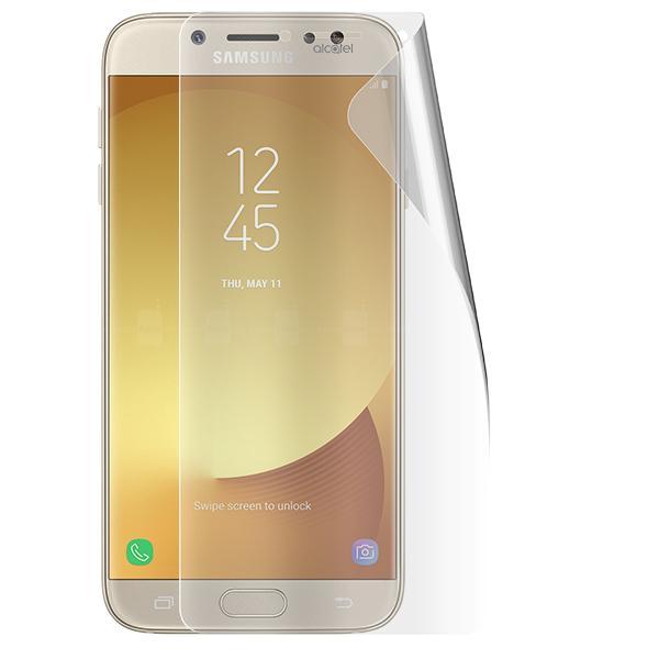 (BULK) 10ST Skärmskydd Samsung Galaxy J7 (2017)   Premium Nano 9 Guld