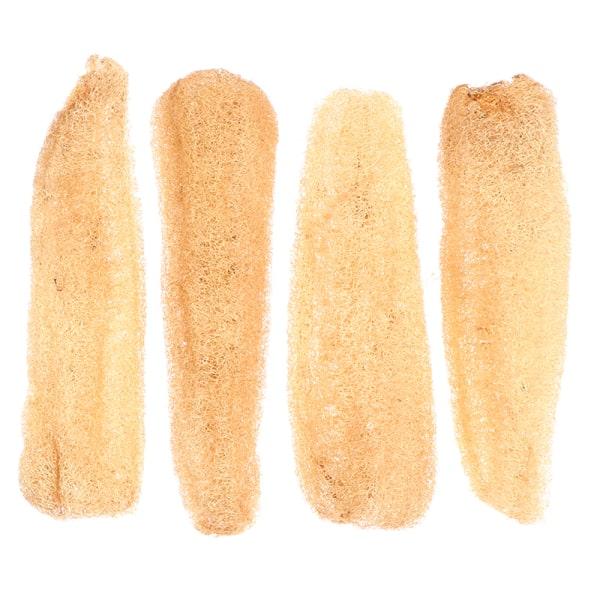 1 st loofah luffa köksrengöringsborste pot skål svamp