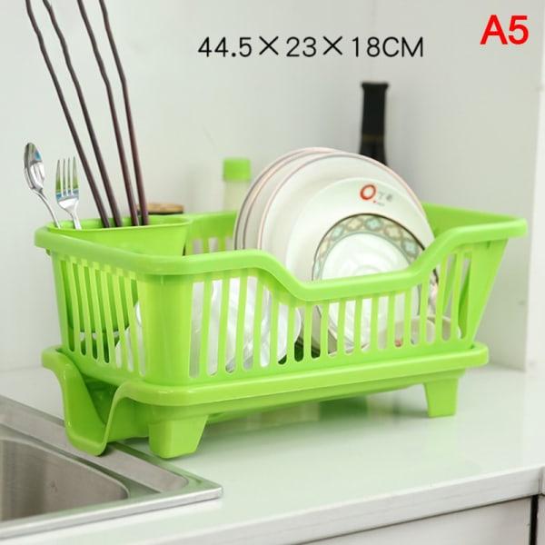 1 st plast diskbänk diskbänk uppsättning tvätthållare ba Green S side