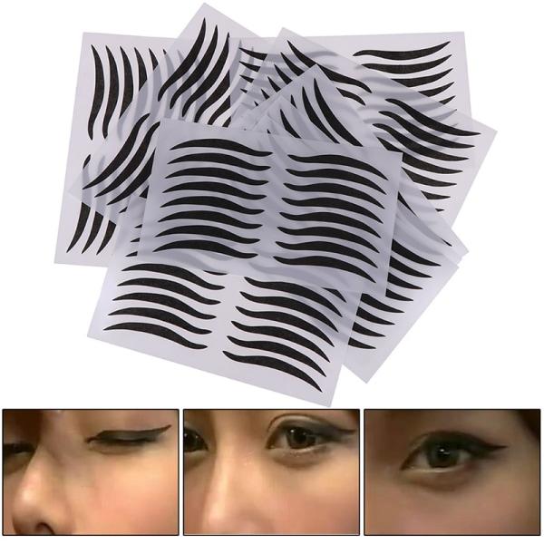 10st / påse Eyeliner-klistermärke Sexig stil Ögontejp Beauty Eyes Stic