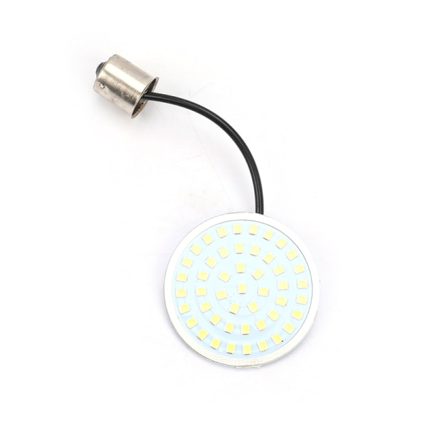 1156 12VLED Blinkersindikatorlampa Lampa Bromsljus för Mo.