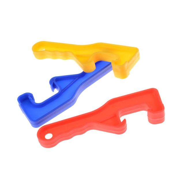 1 st Ny plast gallon hink hink färg måla öppnare hem för