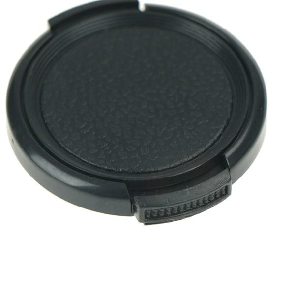 2st 40,5 mm plastlås på frontlinsskydd för SLR DSLR C