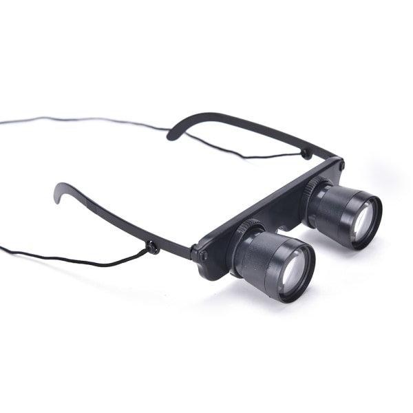 3x28 förstoringsglasögon stil utomhus fiskeoptik kikare t