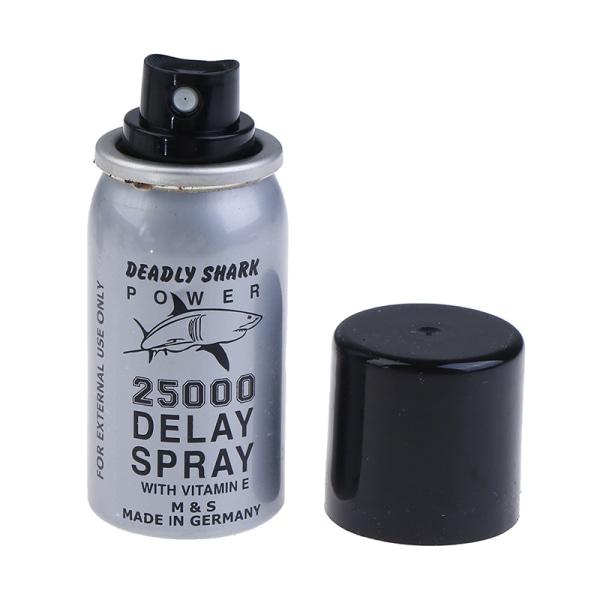 45 ml stark effektiv fördröjningsspray för män som håller länge