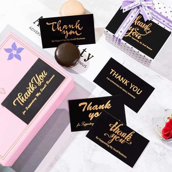 50st tack för att du stöder mitt lilla visitkort tack gre F