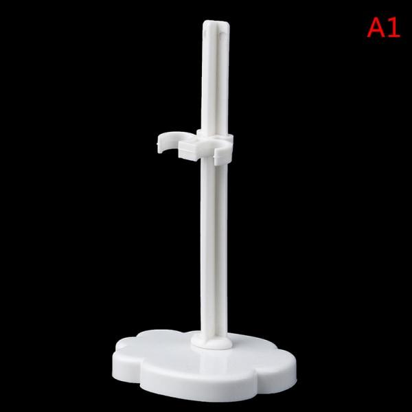 5st dockstativ för 1/8 16cm docka Skyltdocka modellskärm Holde