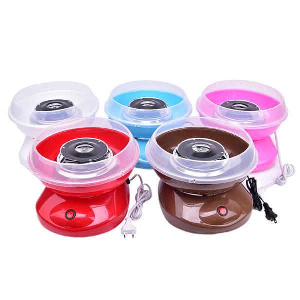 professionell bomullstråd bärbar maskin godis maker gör el Pink 220V EU
