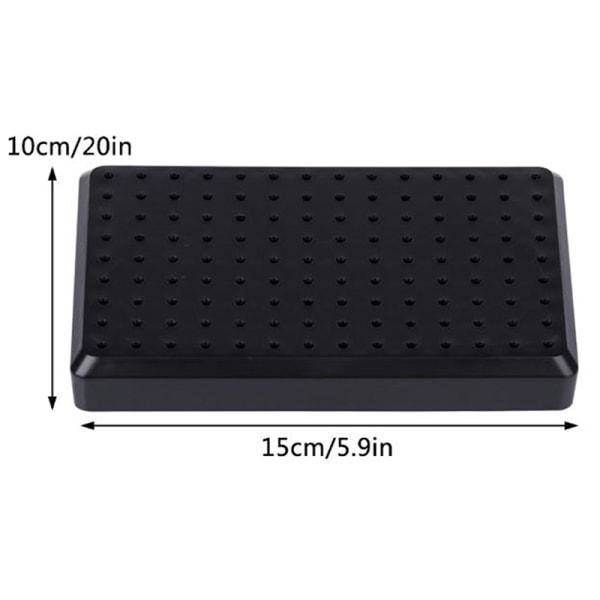 9x14 hål målningsstativ bas w / Metal Alligator Clip Stick för