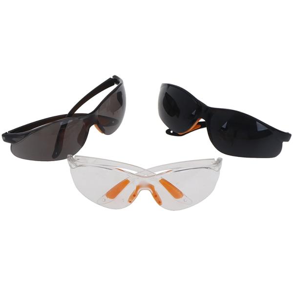 Anti-impact Factory Lab Skyddsglasögon Glasögon Anti-damm Lightw