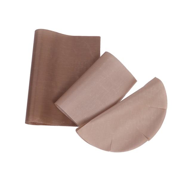återanvändbar non stick bakpapper matta hög temperatur ark pas B