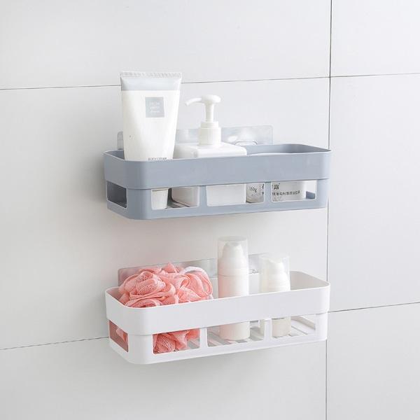 Korta tvålhanddukshållare för hylla vägg Vakuum sugkopp