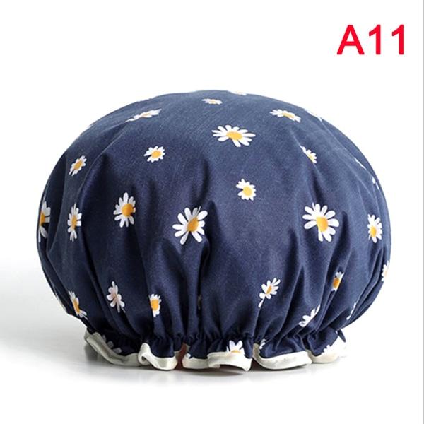 duschöverdrag hatt dubbla lager levererar vattentätt tjockt badrum A11