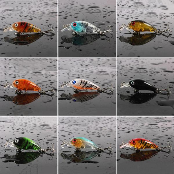 fiske betar beten livliga vevbitar krokar minnow beten tackla 4